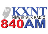 KXNT News/Talk Radio 840AM